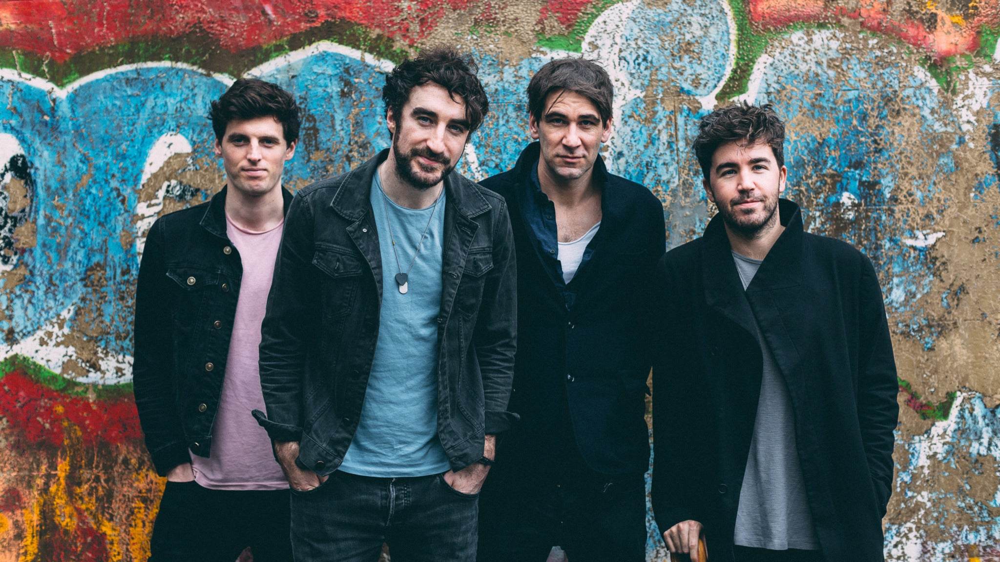 The Coronas at Casbah-San Diego
