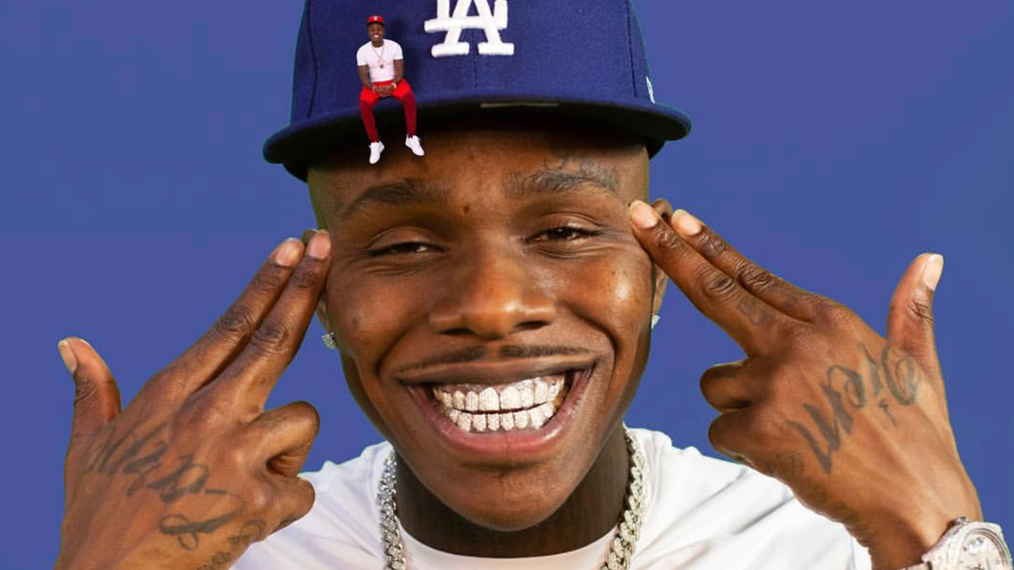 DaBaby at Roxy Theatre-CA