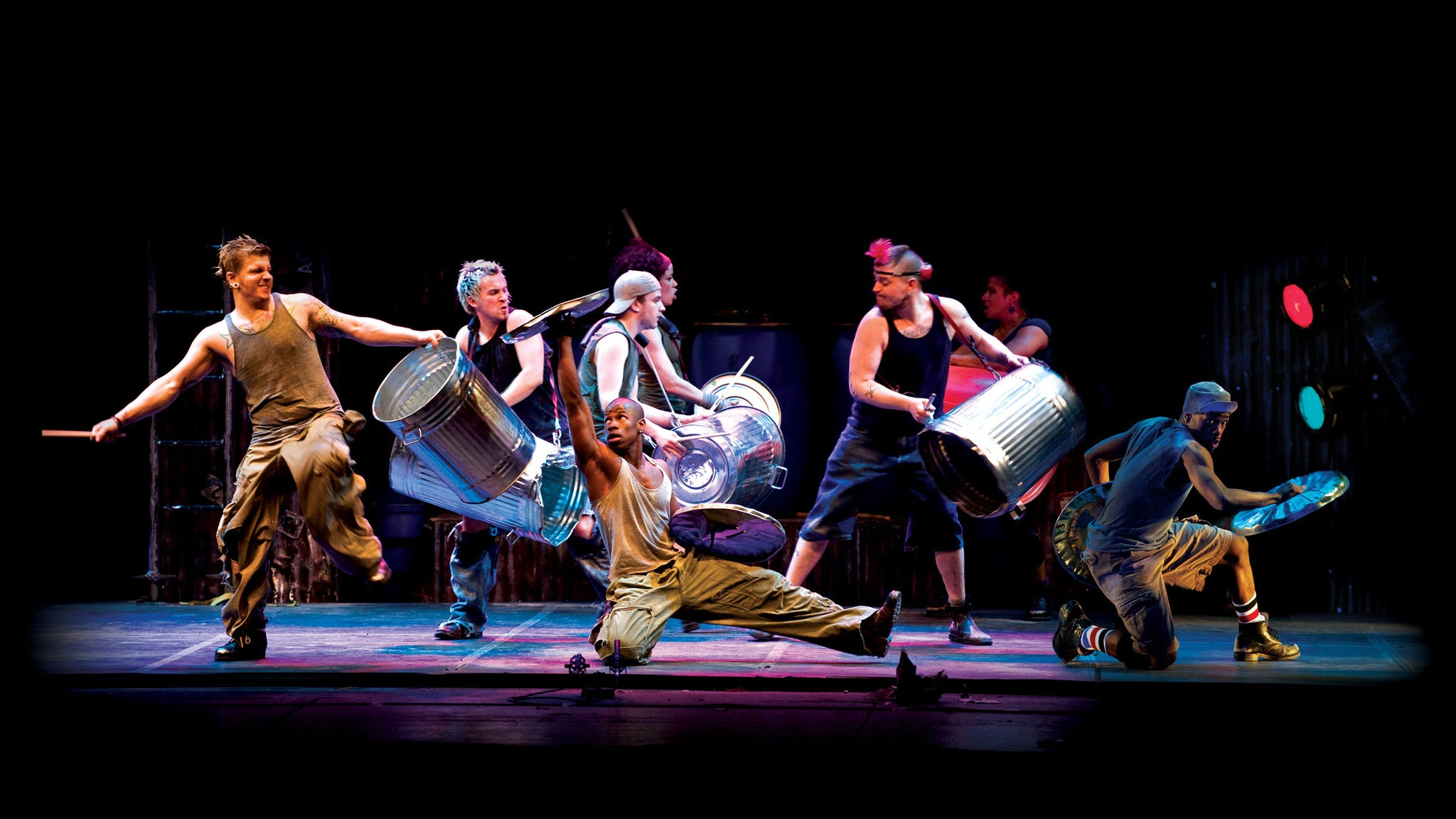 Stomp at Three Stages at Folsom Lake College