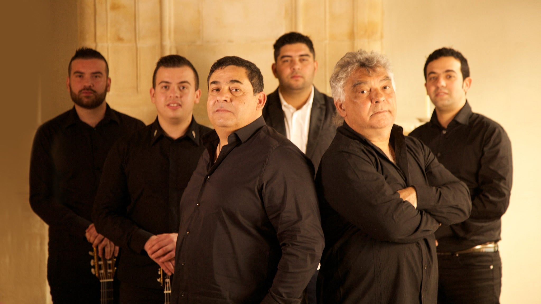 Gipsy Kings at Luther Burbank Center