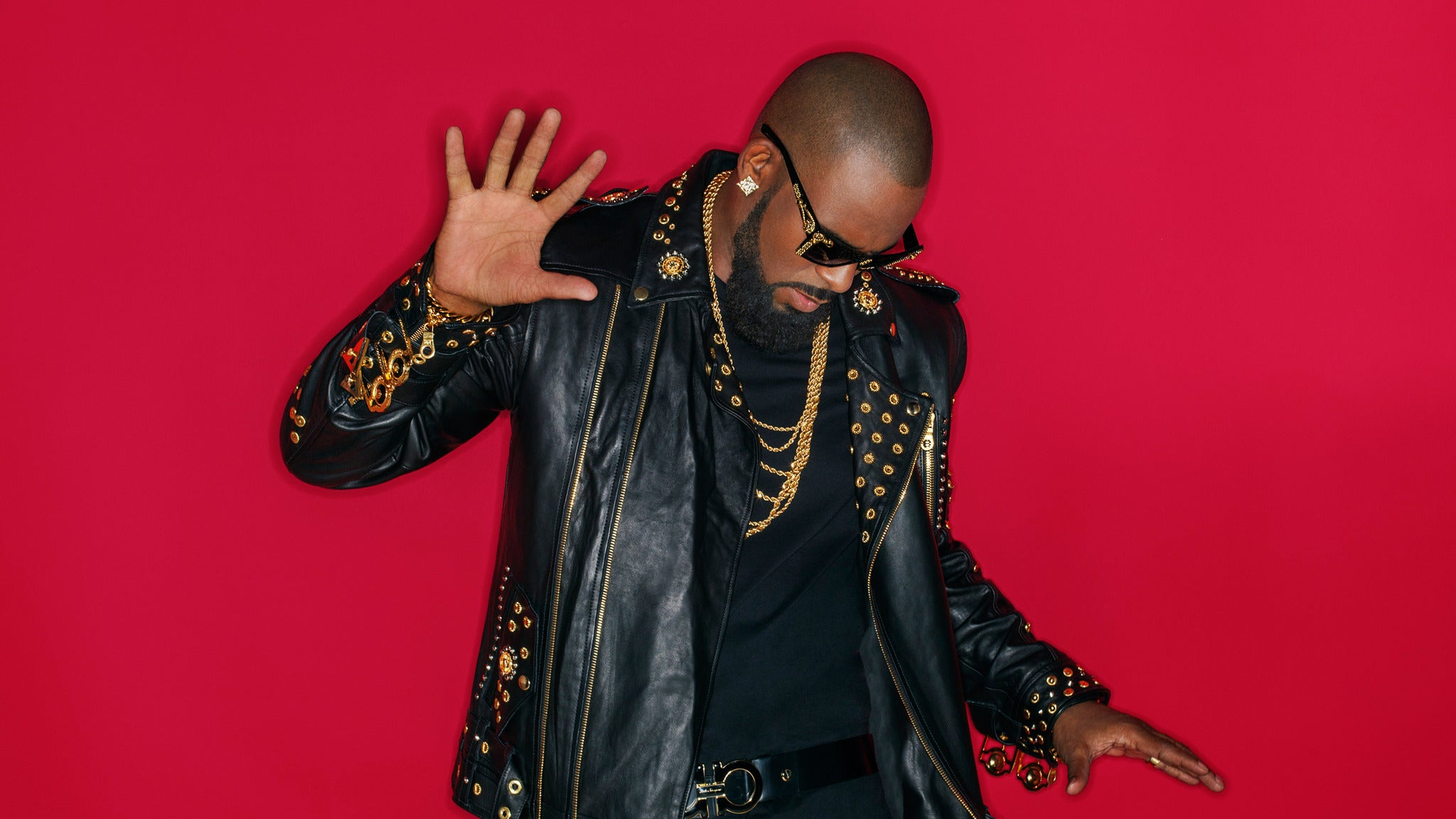 R. Kelly: The Buffet Tour 2016 at Oracle Arena