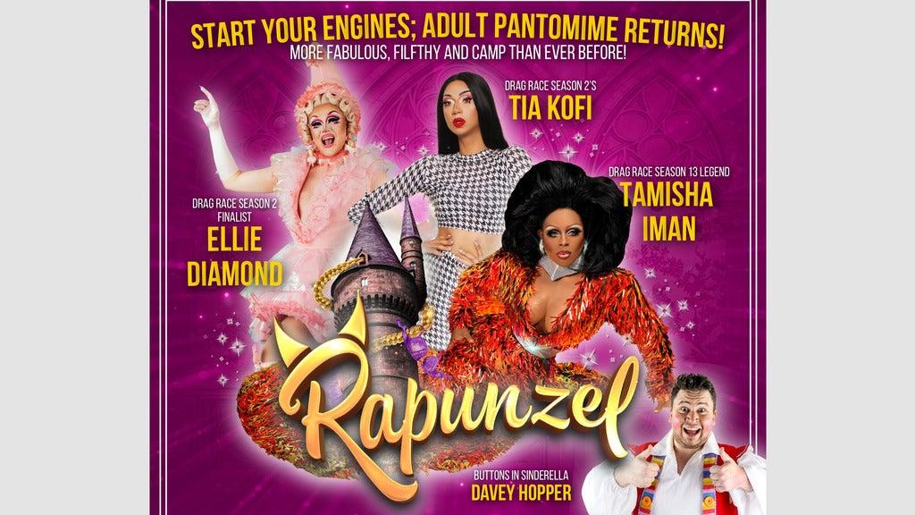Hotels near Rapunzel (Adult Panto) Events