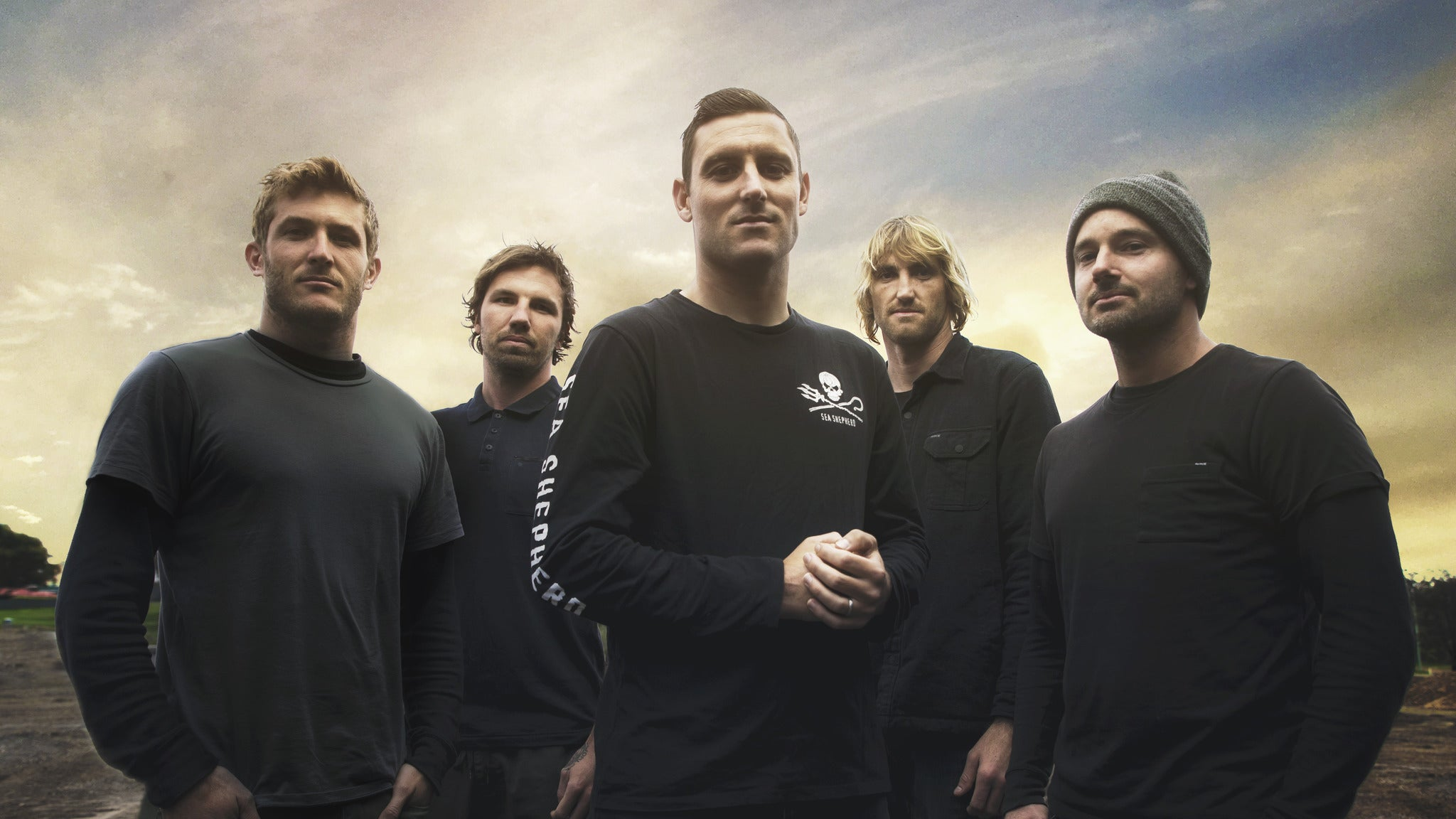 Parkway Drive - US Spring Tour 2018 at The Intersection