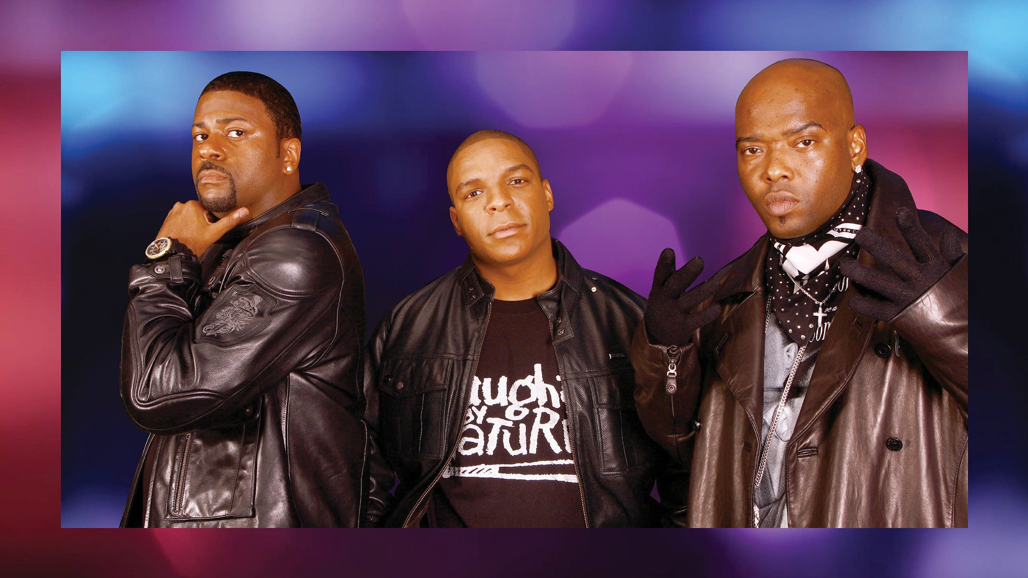 Naughty By Nature Meet & Greet Upgrade Package