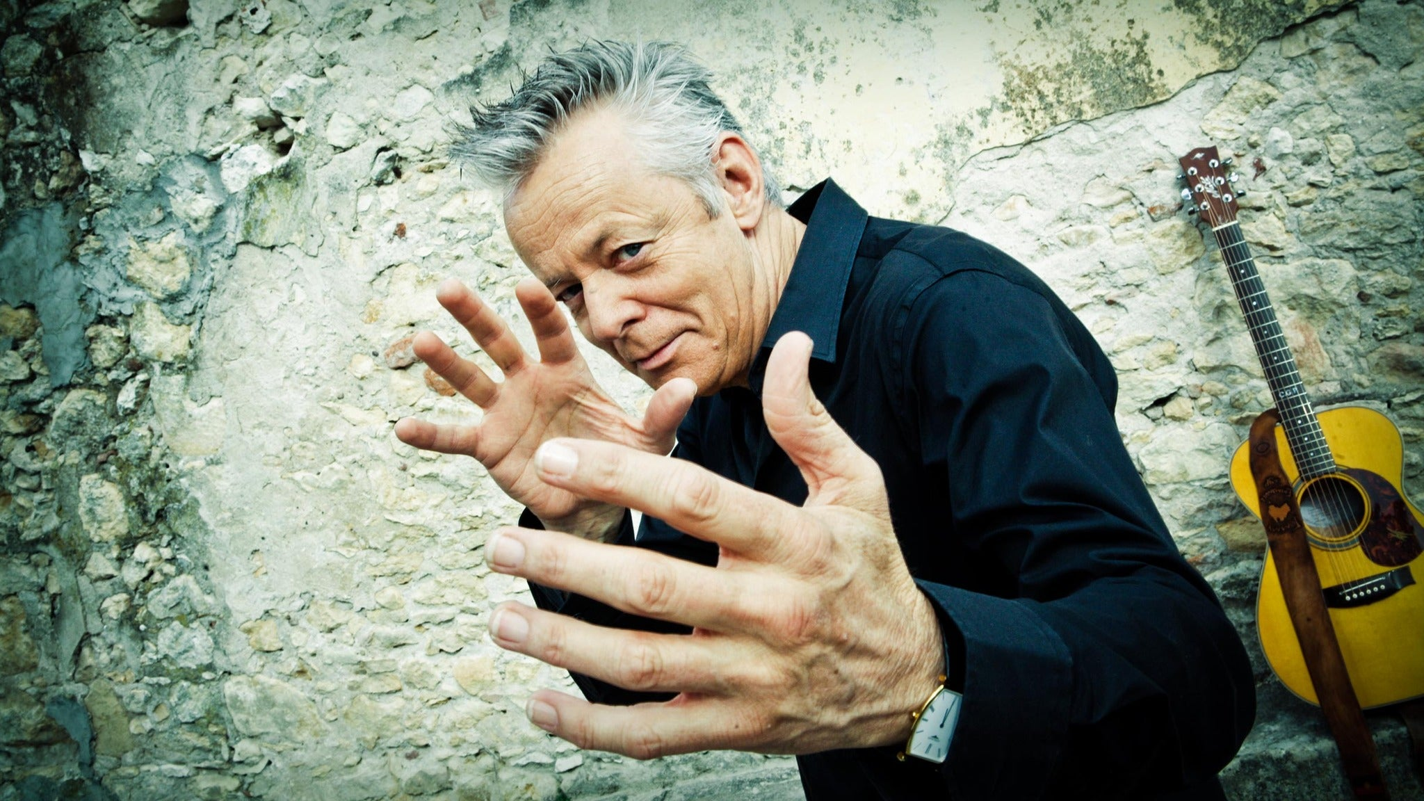 An Evening with Tommy Emmanuel at Liberty Hall