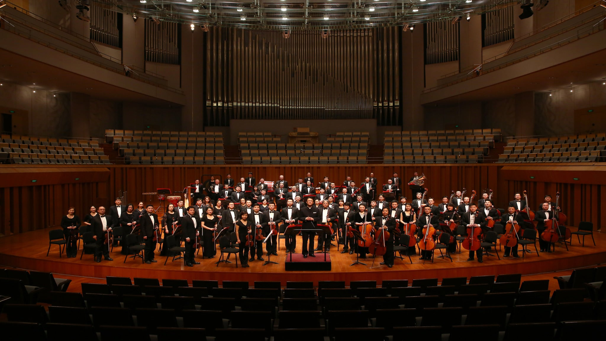 Beijing Symphony Orchestra at Kennedy Center - Concert Hall