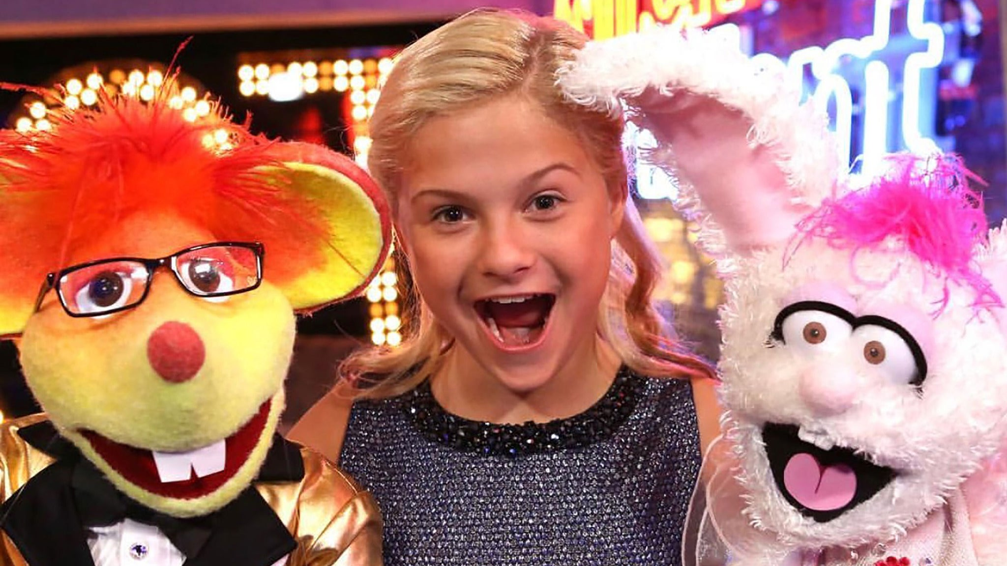 Darci Lynne at Jackson County Expo