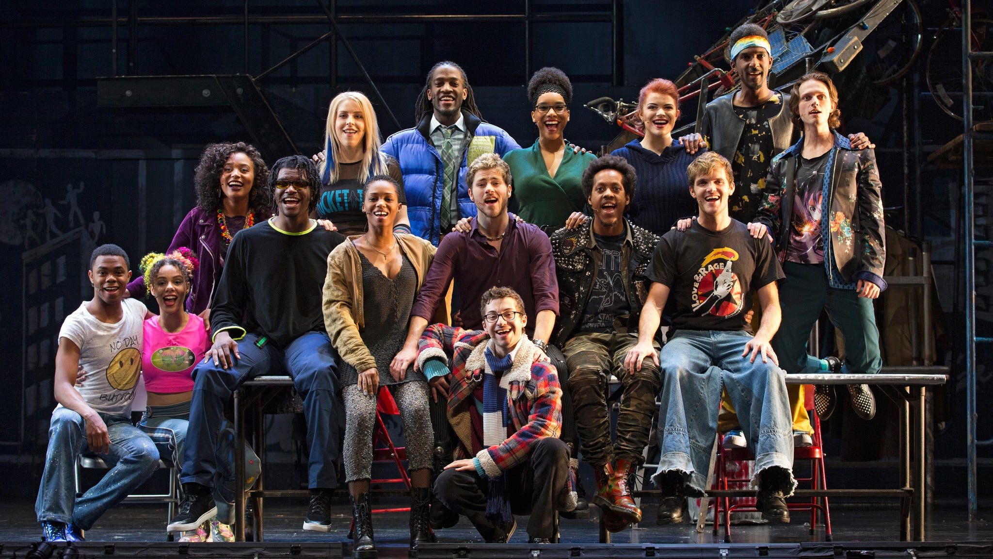 Rent (Chicago) at James M. Nederlander Theatre - Chicago, IL 60601