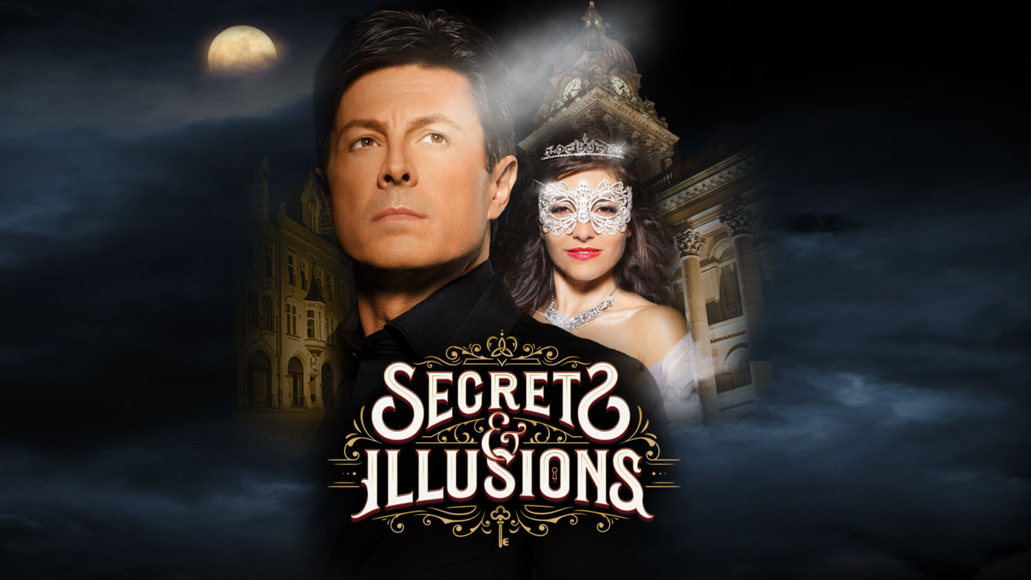 Main image for event titled Ivan Amodei Presents Secrets & Illusions