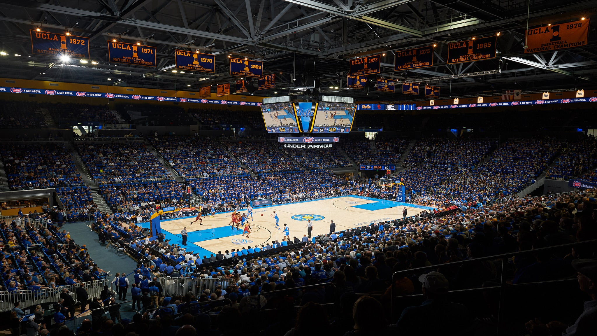 UCLA Bruins Men's Basketball vs. St. Francis Mens Basketball