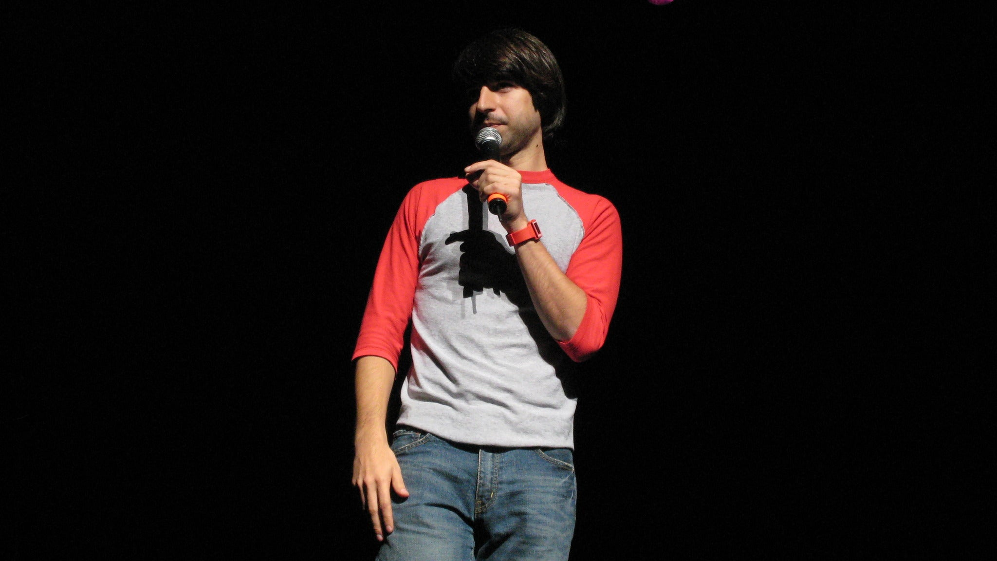 Demetri Martin: Let's Get Awkward Tour at Moore Theatre