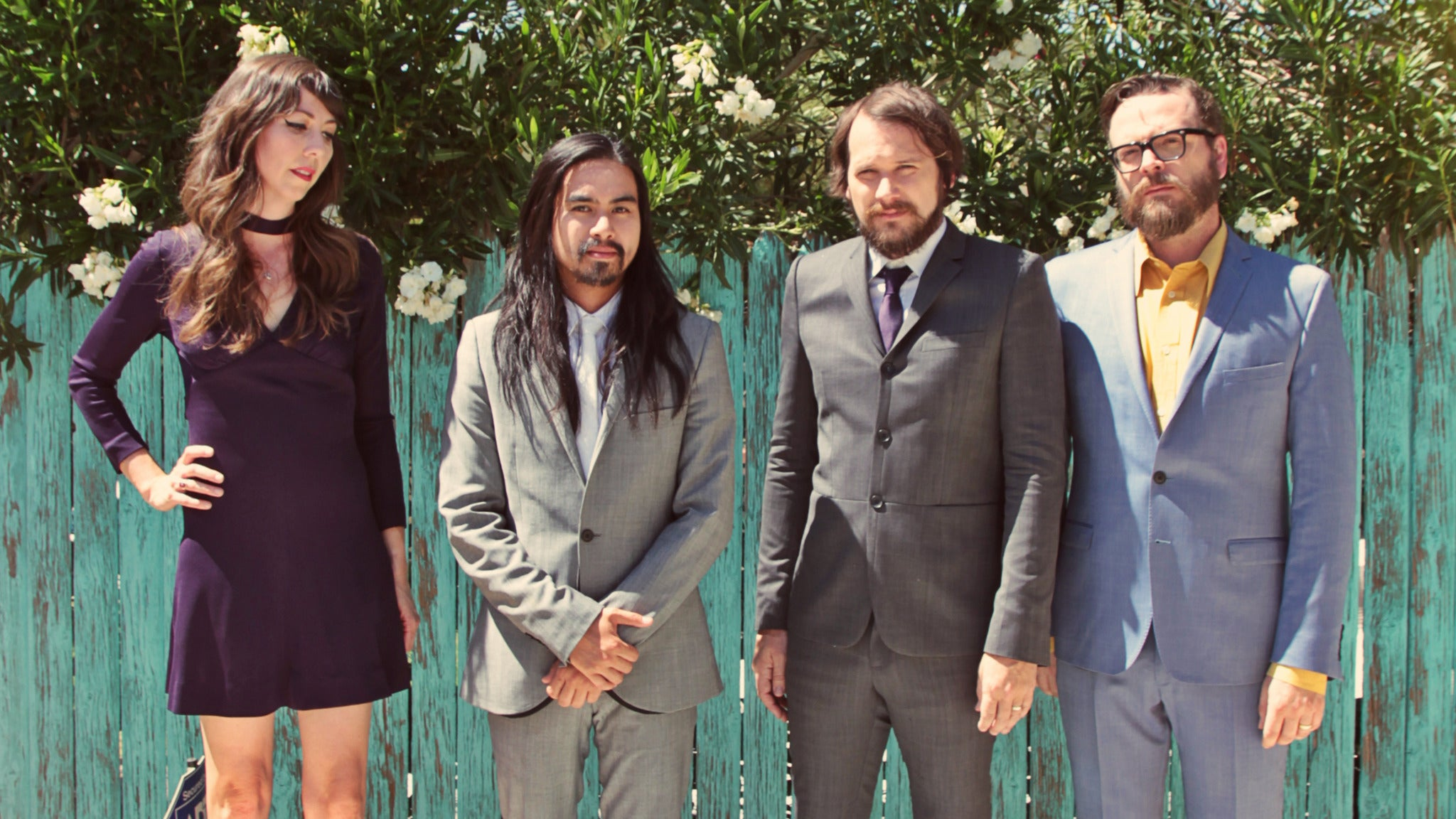 Silversun Pickups w/ I Don't Know How But They Found Me