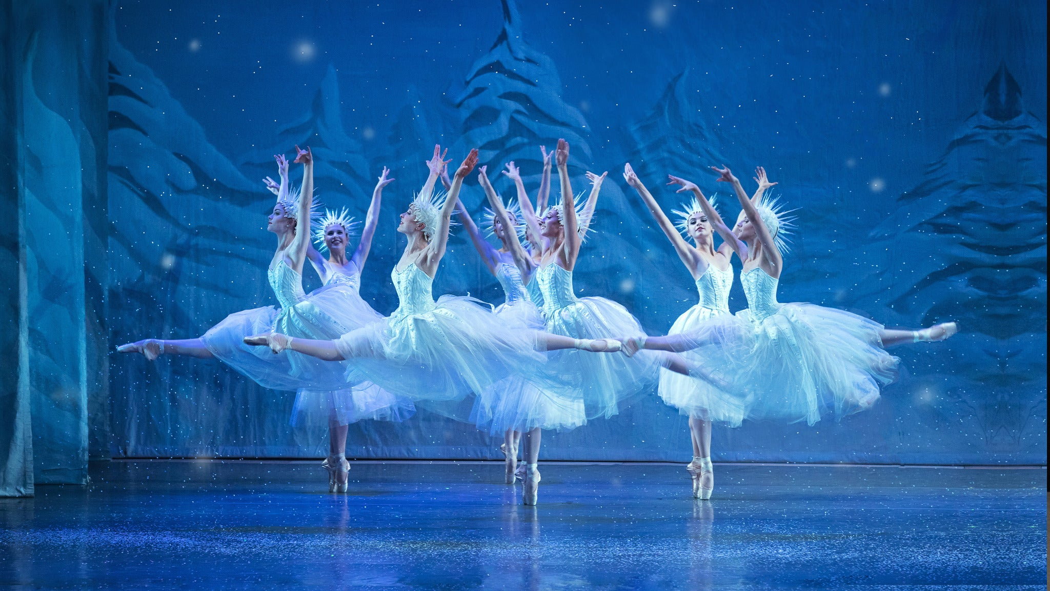 Los Angeles Ballet Presents The Nutcracker at Dolby Theatre