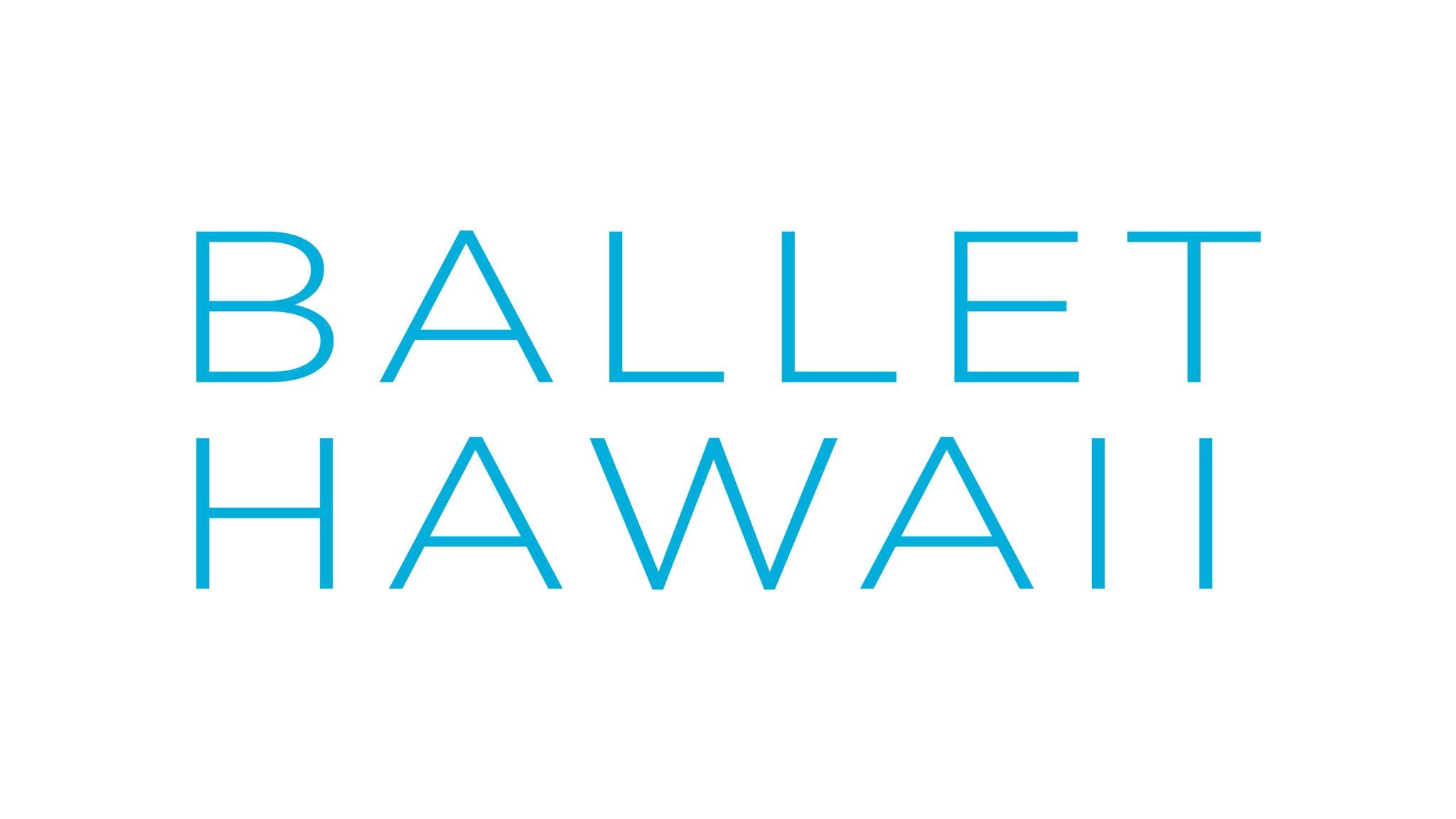 Ballet Hawaii Presents L.A. Dance Project