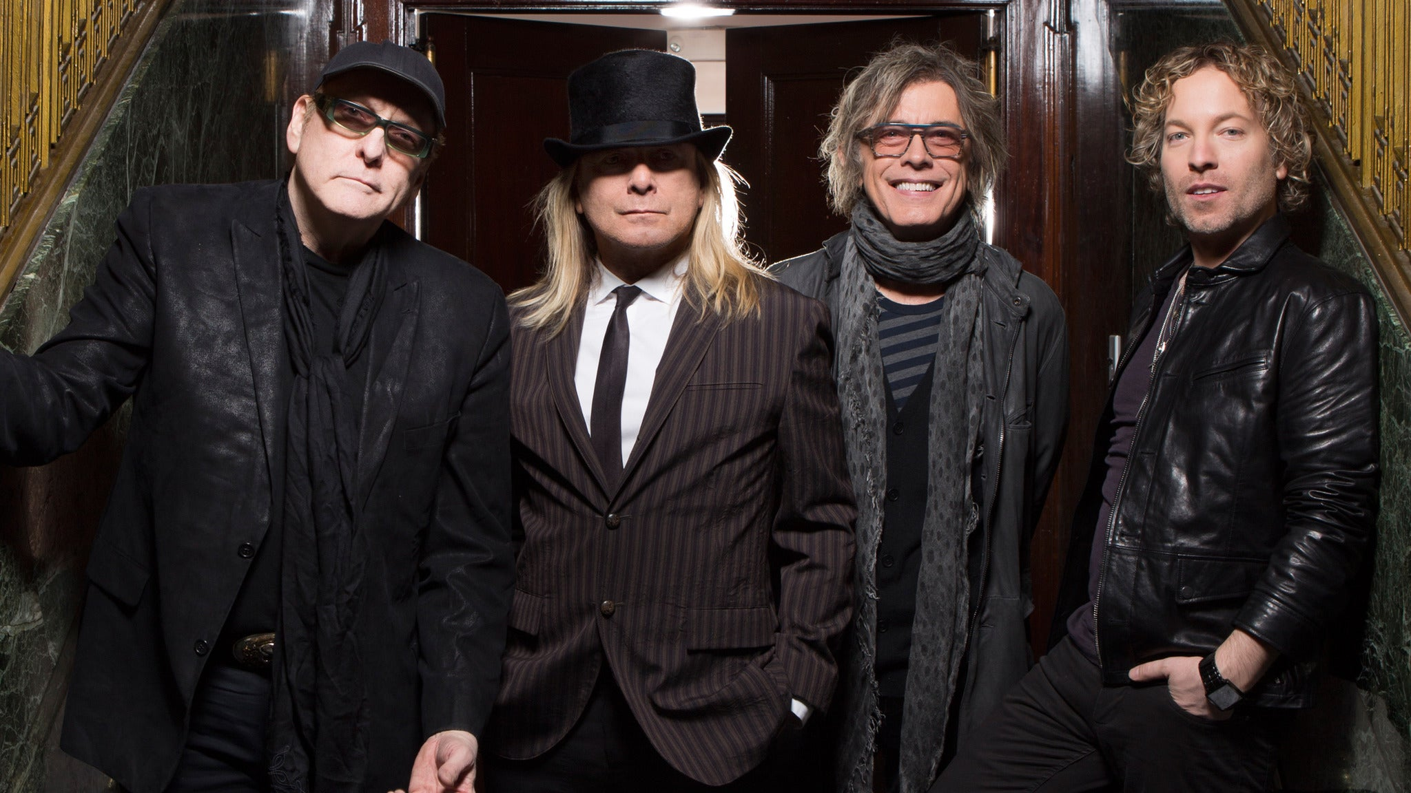 Cheap Trick tickets (Copyright © Ticketmaster)