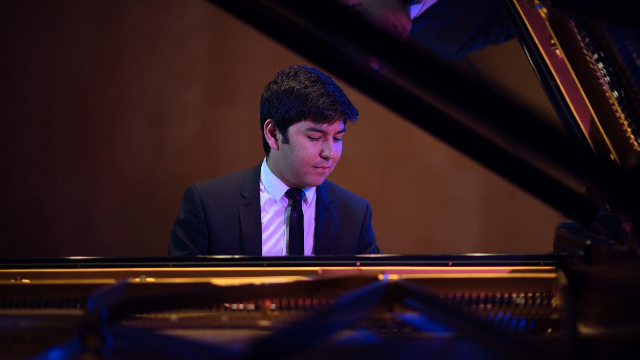 Behzod Abduraimov at Martin Theatre