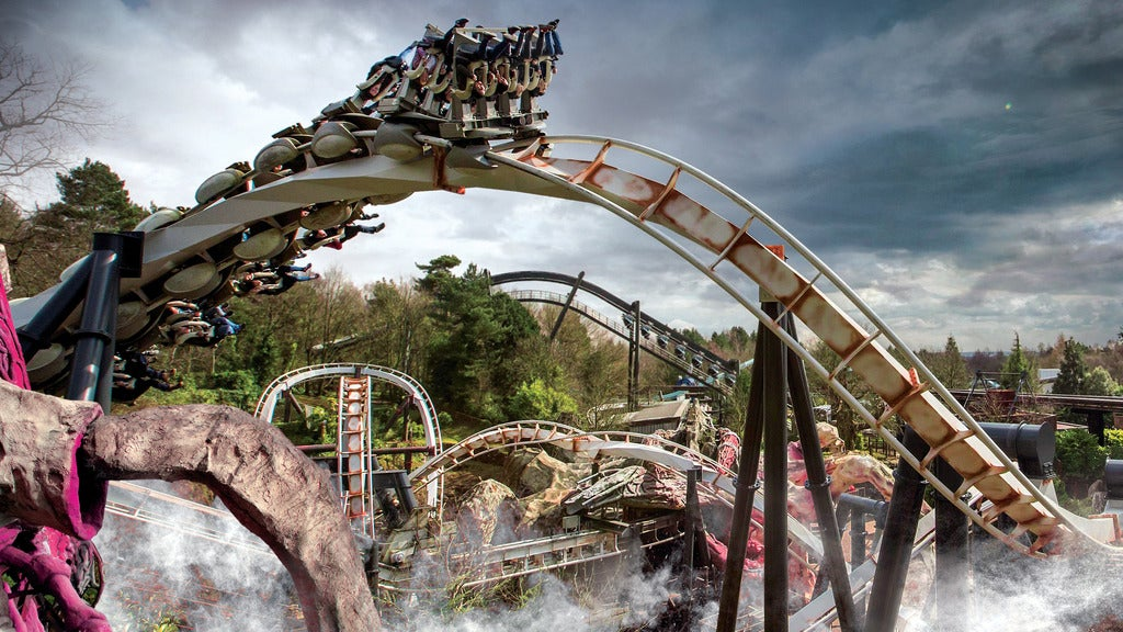 Hotels near Alton Towers Theme Park Events