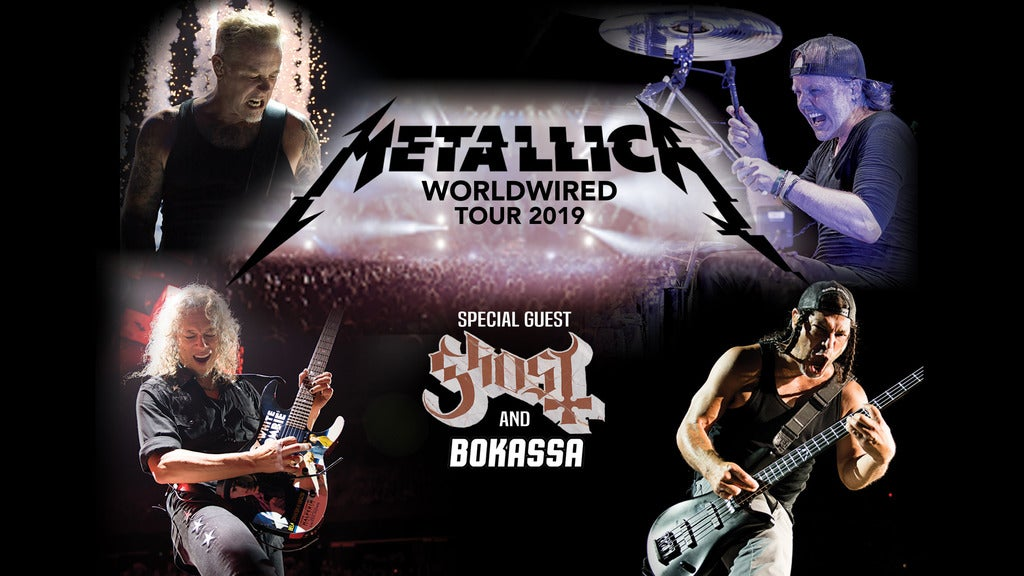 Metallica, 2019-08-21, Варшава