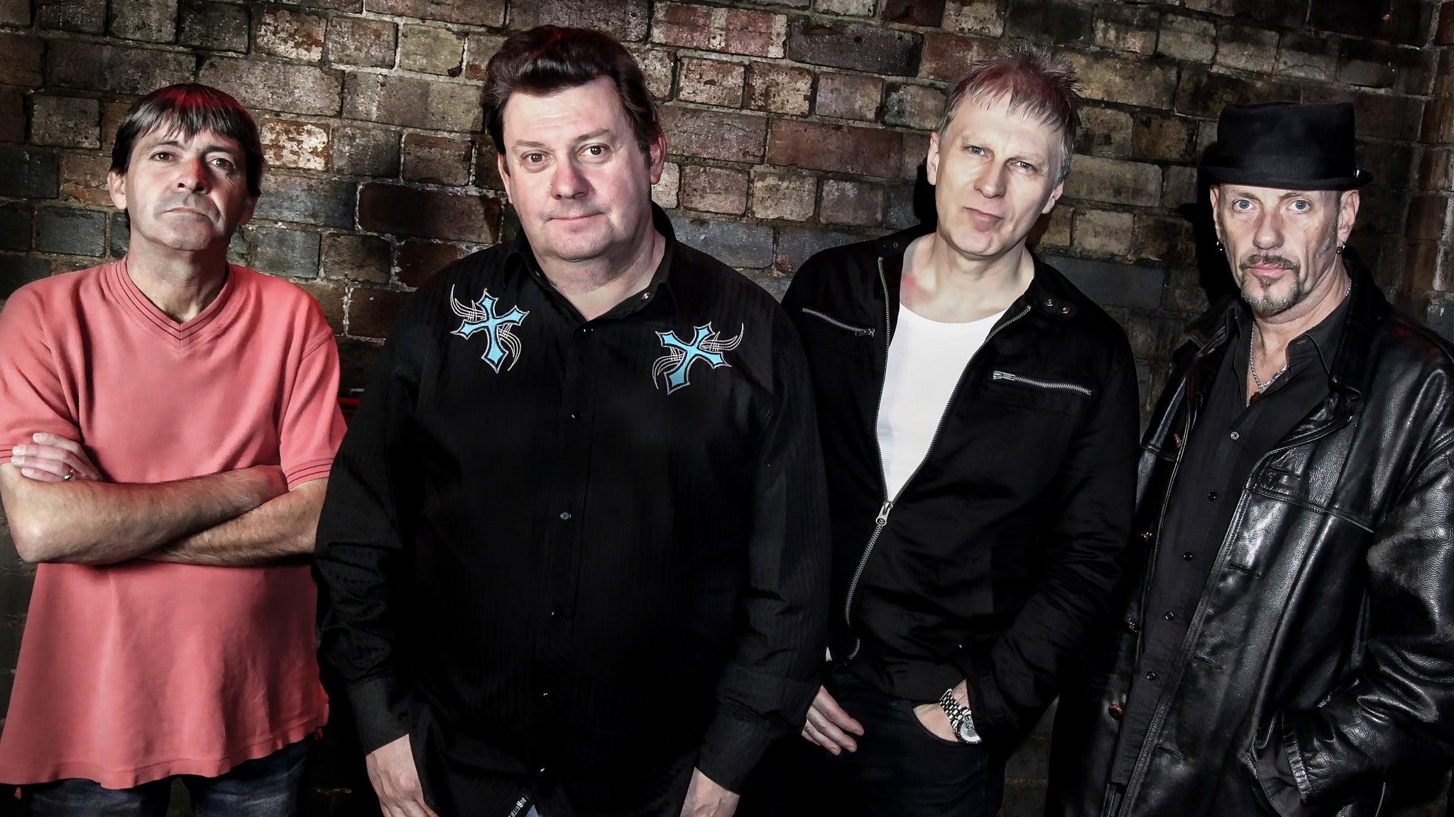 Stiff Little Fingers at The Vogue at The Vogue
