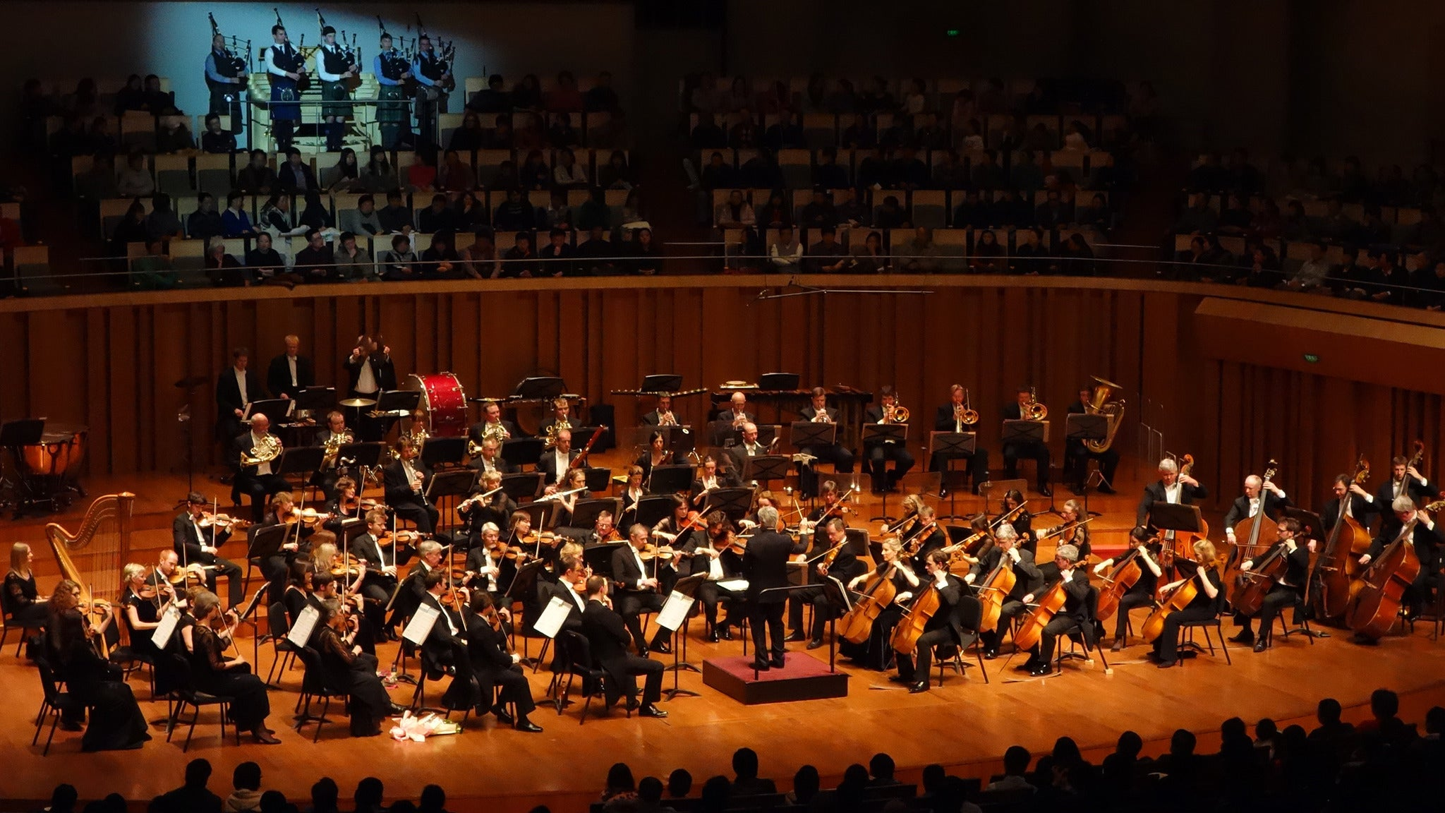Royal Scottish National Orchestra - Ft Lauderdale, FL 33312