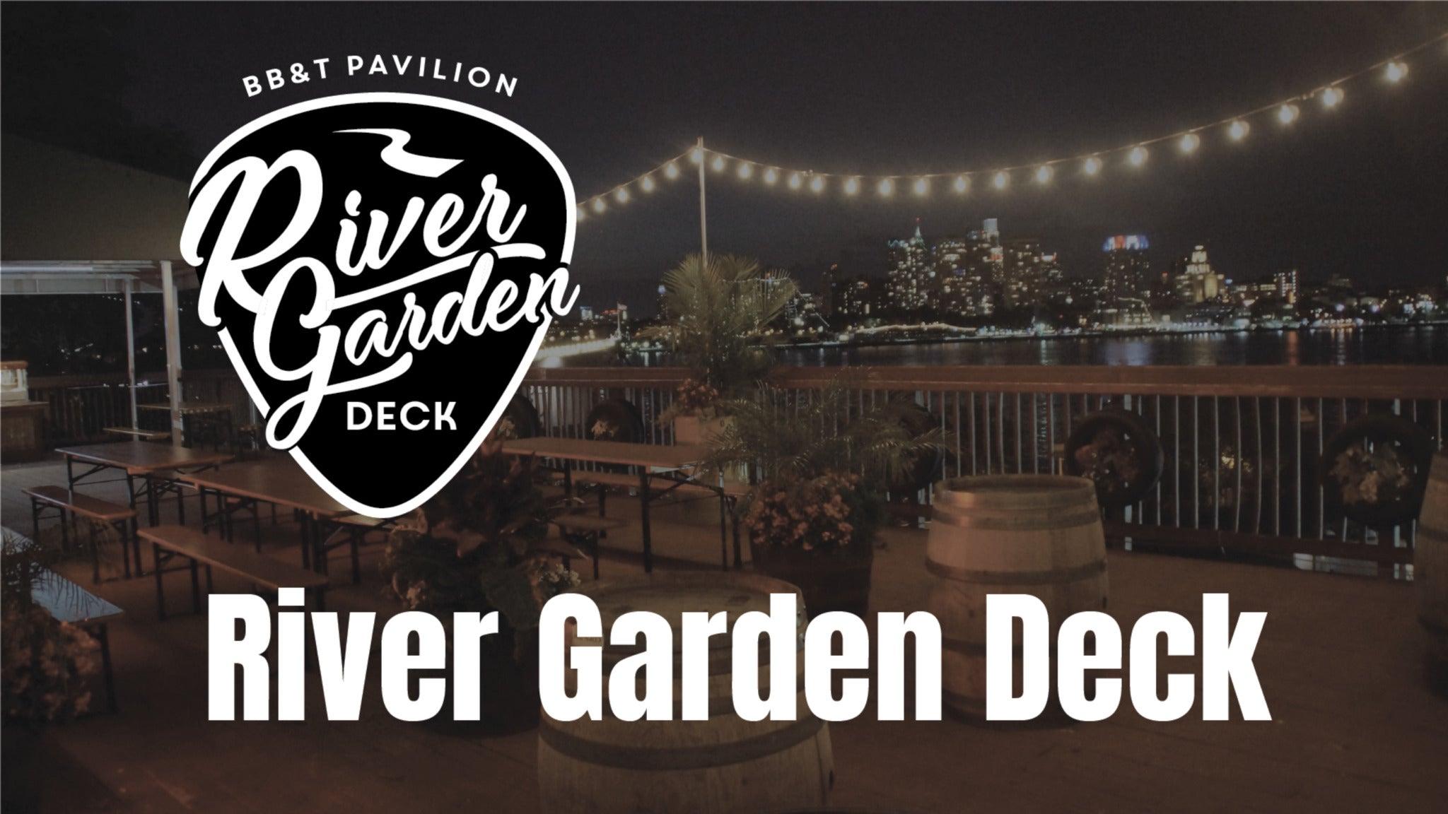River Garden Deck:Zac Brown Band