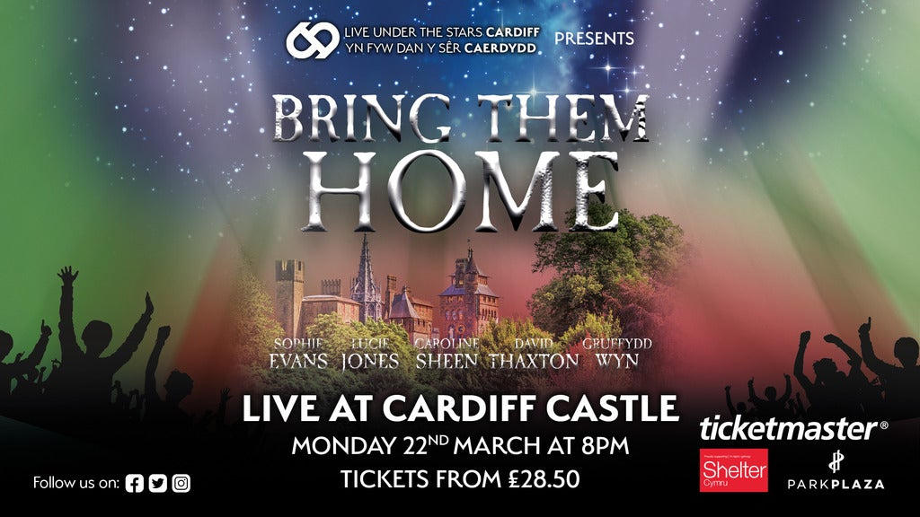 Hotels near Bring Them Home Events