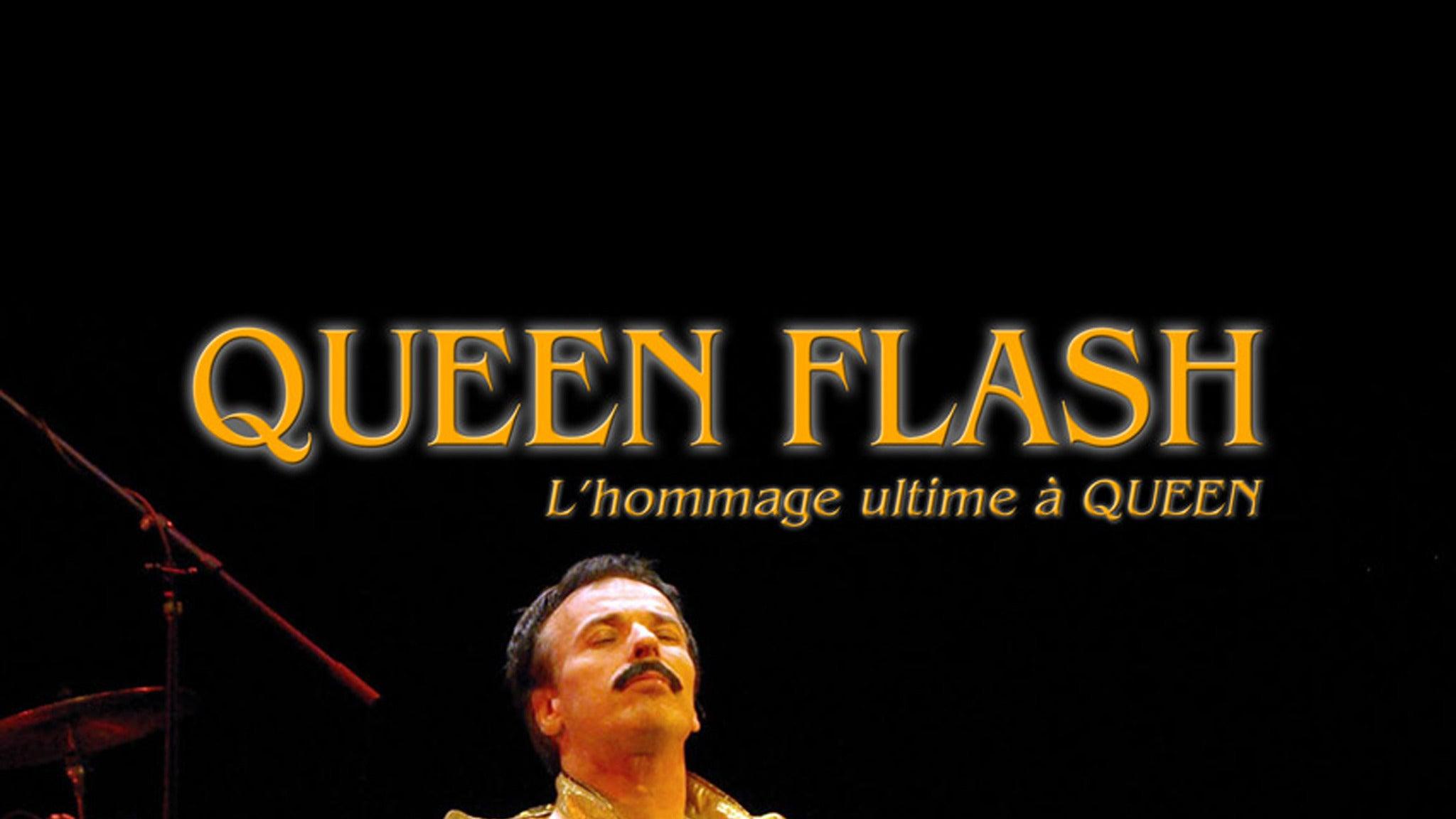 Queen Flash --the Ultimate Queen Tribute