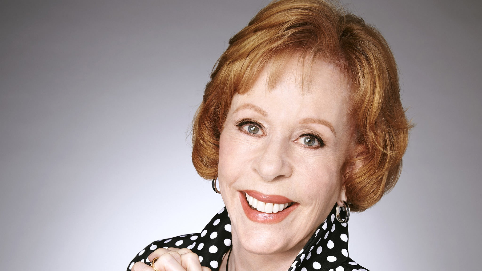Carol Burnett: Laughter & Reflection at The Saban