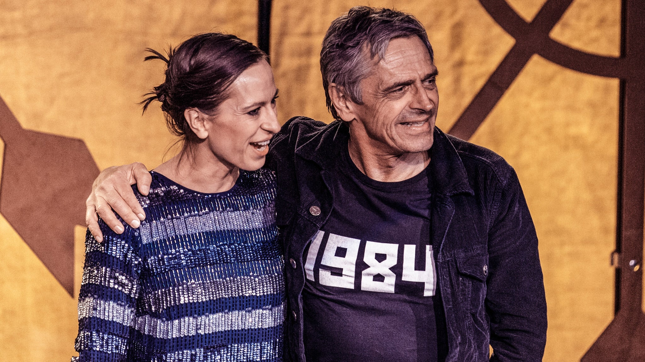 Michael & Mathilde Falch