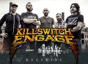 Killswitch Engage w/ Born of Osiris
