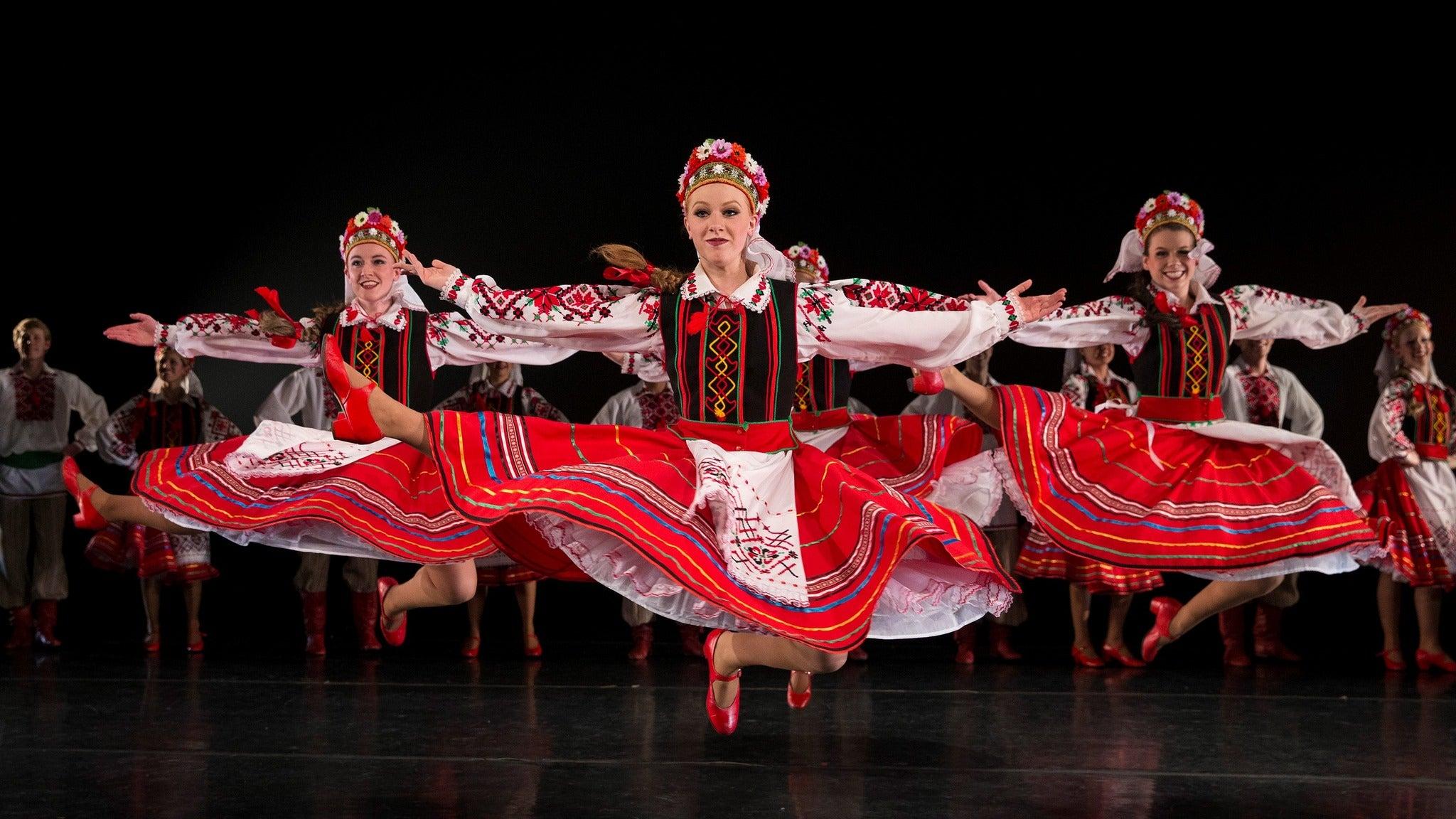 Byu Folk Dance Ensemble