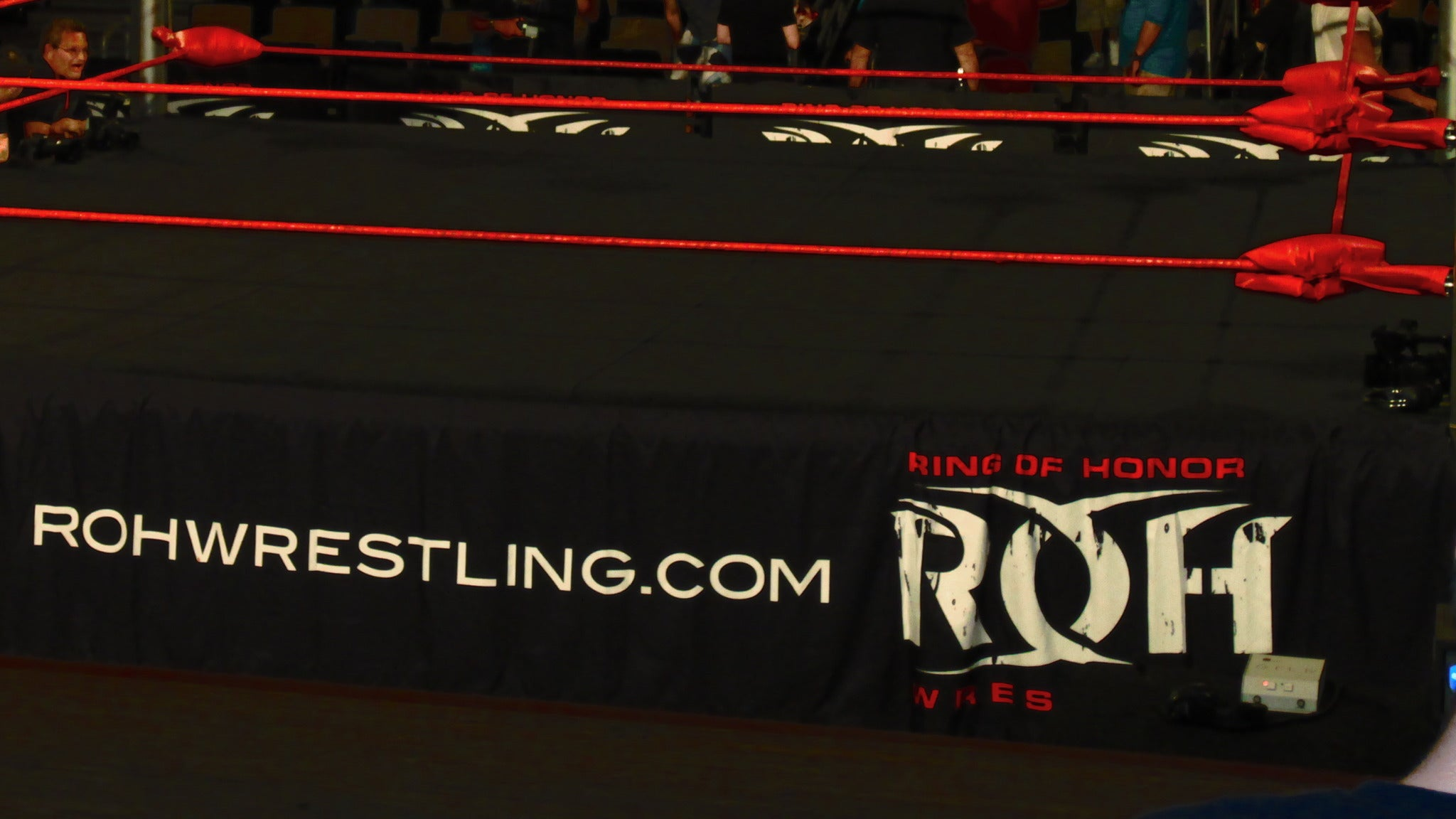 Ring Of Honor Wrestling Supercard Of Honor