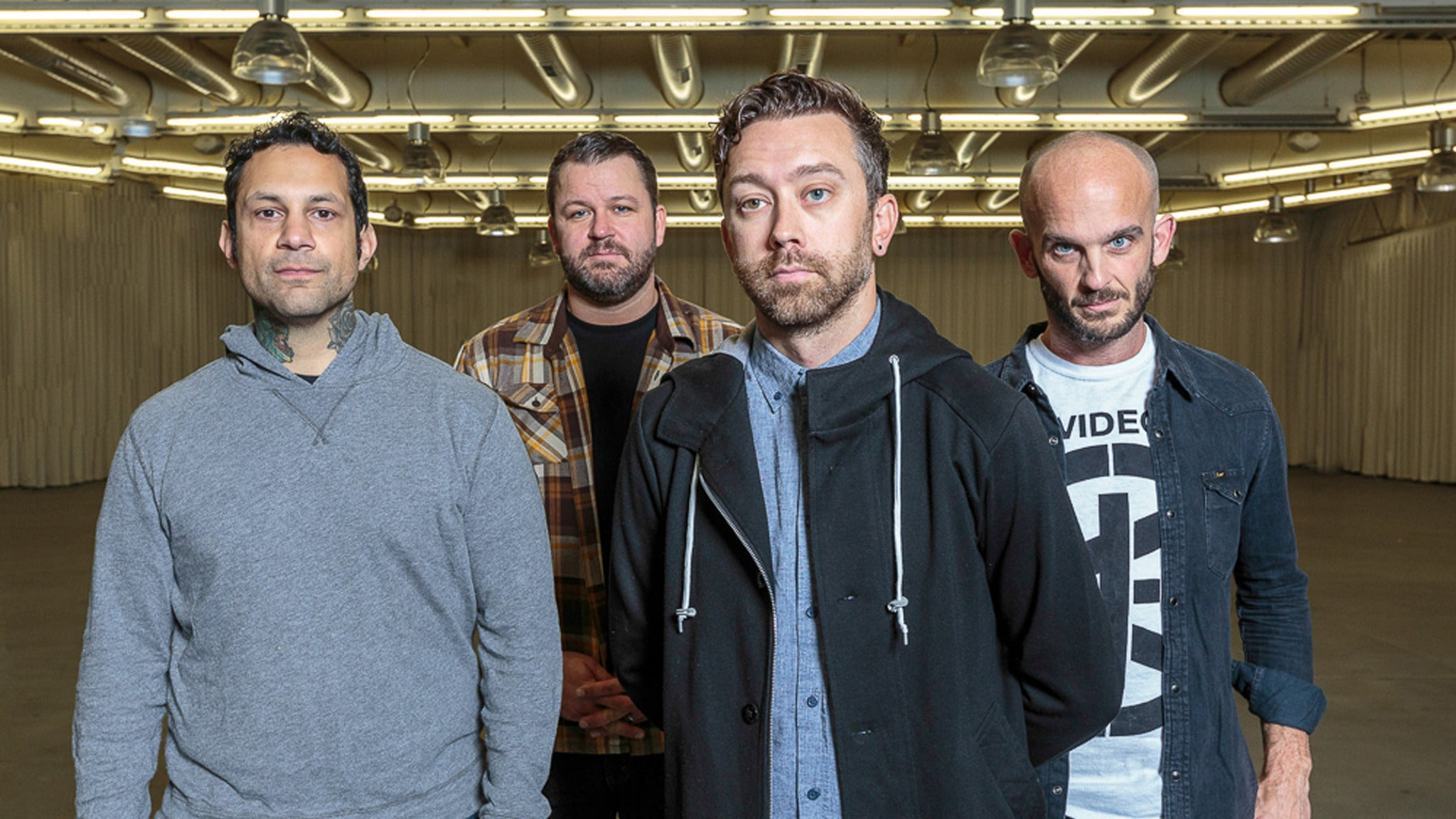 Rise Against & Deftones at Blue Hills Bank Pavilion