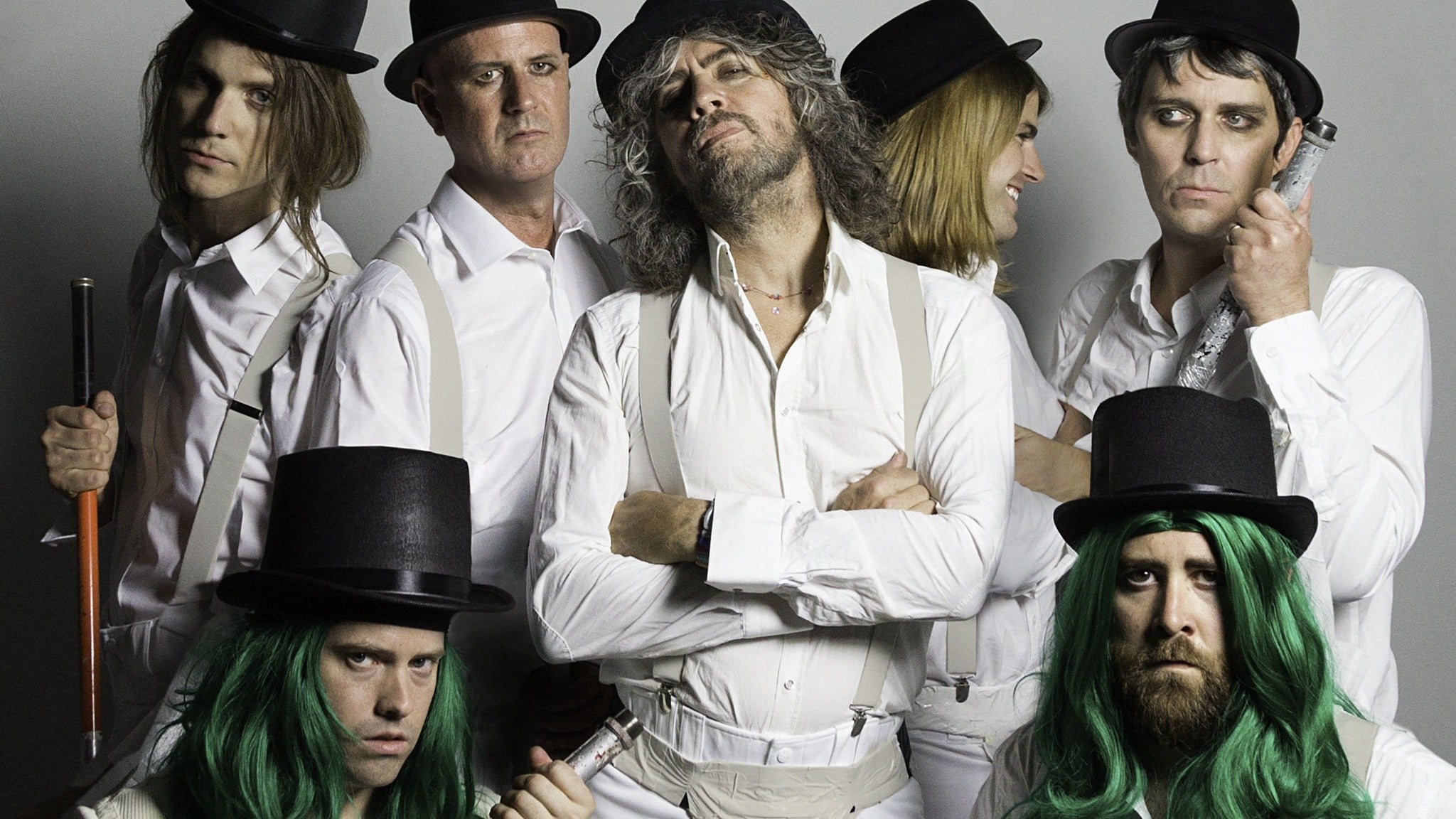 89.9 KCRW Presents The Flaming Lips at The Wiltern