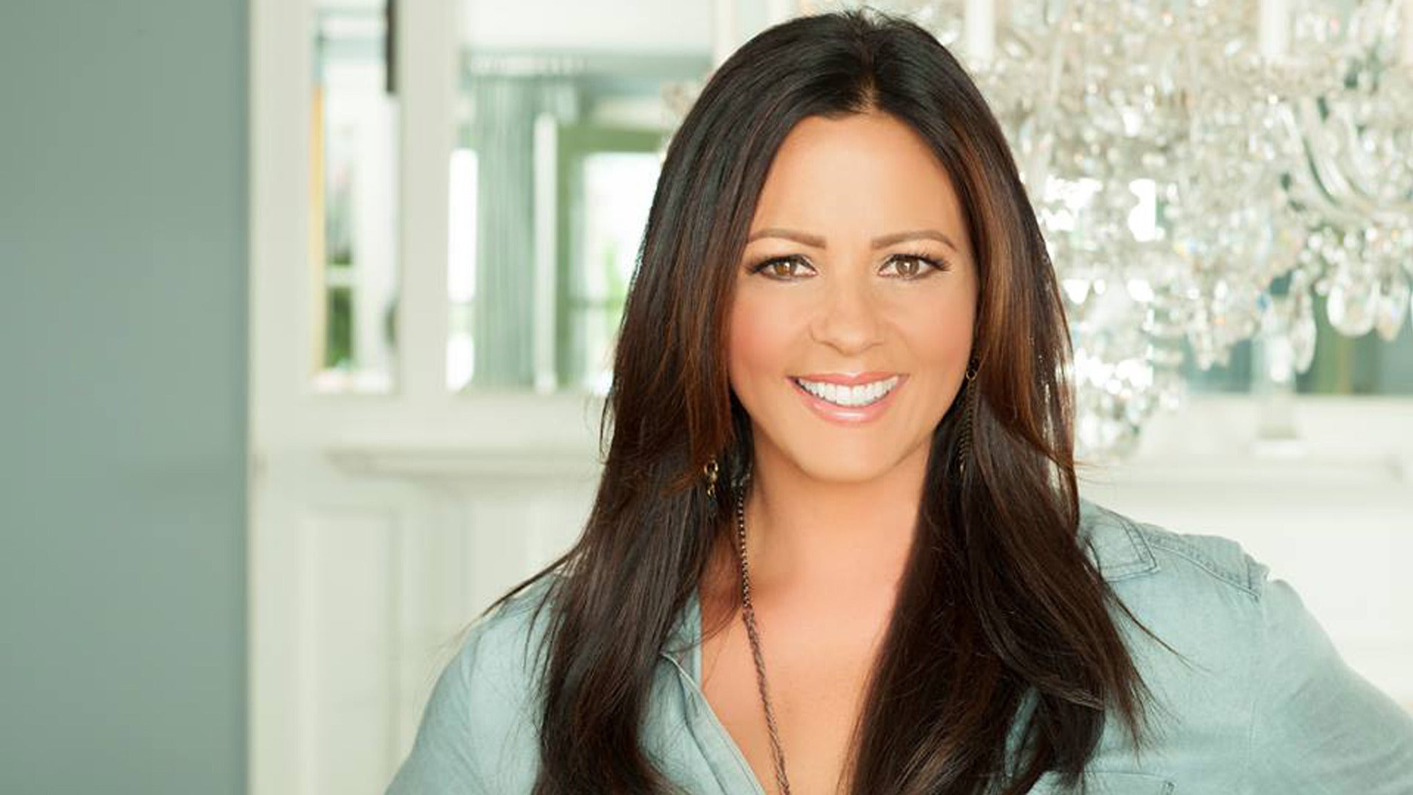 Sara Evans Blue Christmas Tour