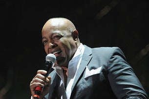The Songs of Barry White Starring Peabo Bryson Seating Plans