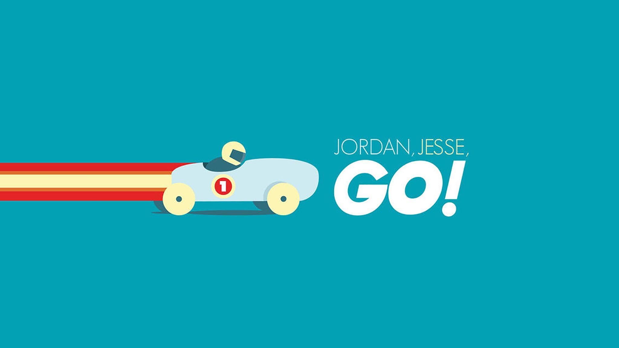 Jordan, Jesse, Go! at WBUR CitySpace