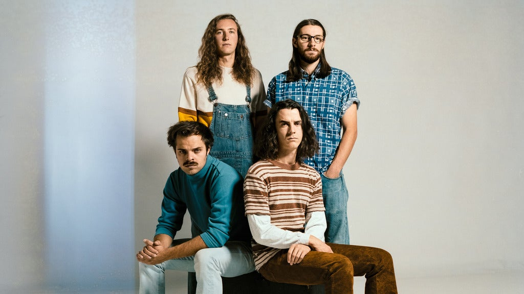Peach Pit - You And Your Friends World Tour