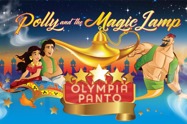 Polly & The Magic Lamp