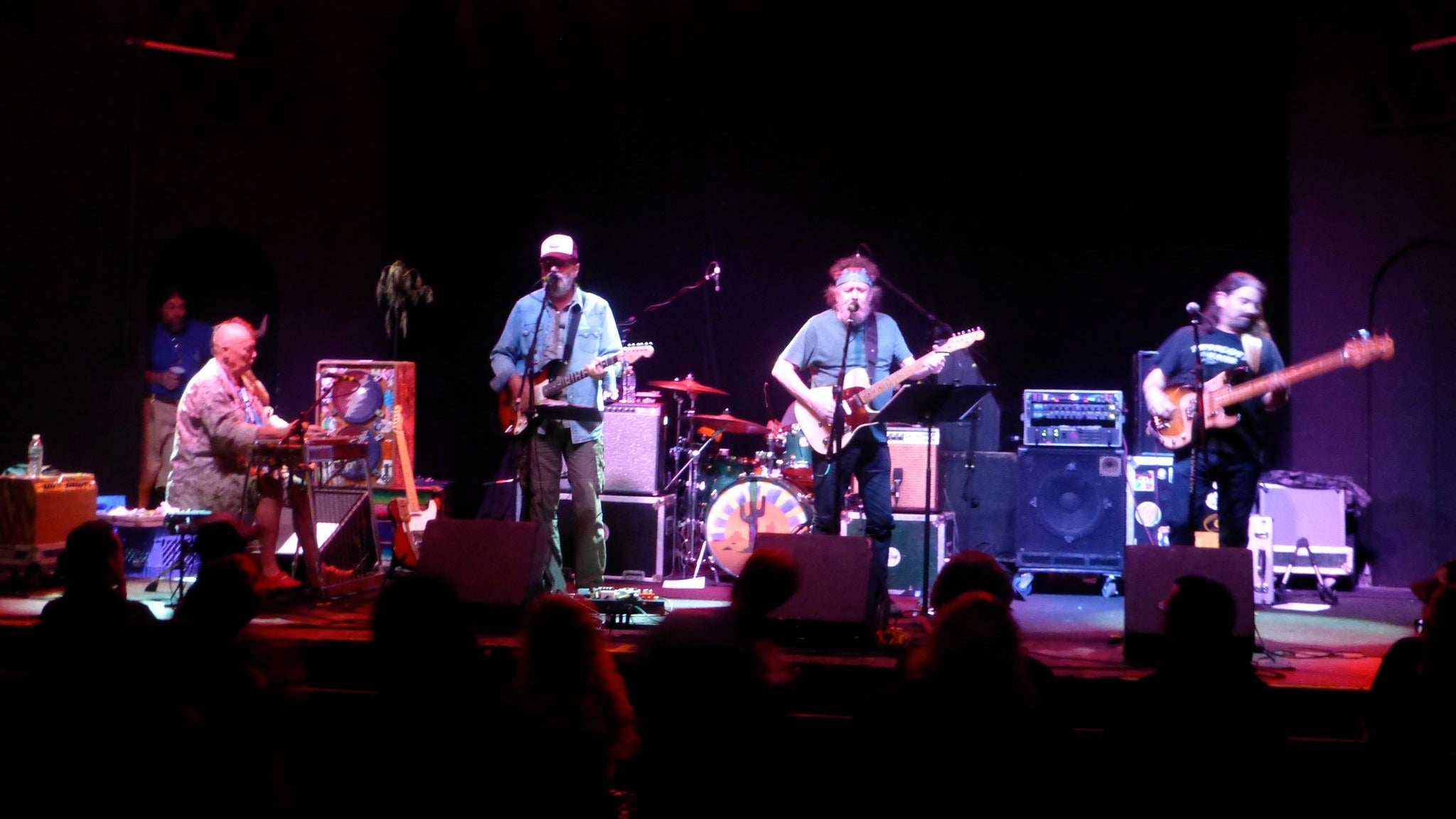 New Riders of the Purple Sage at F. M. Kirby Center