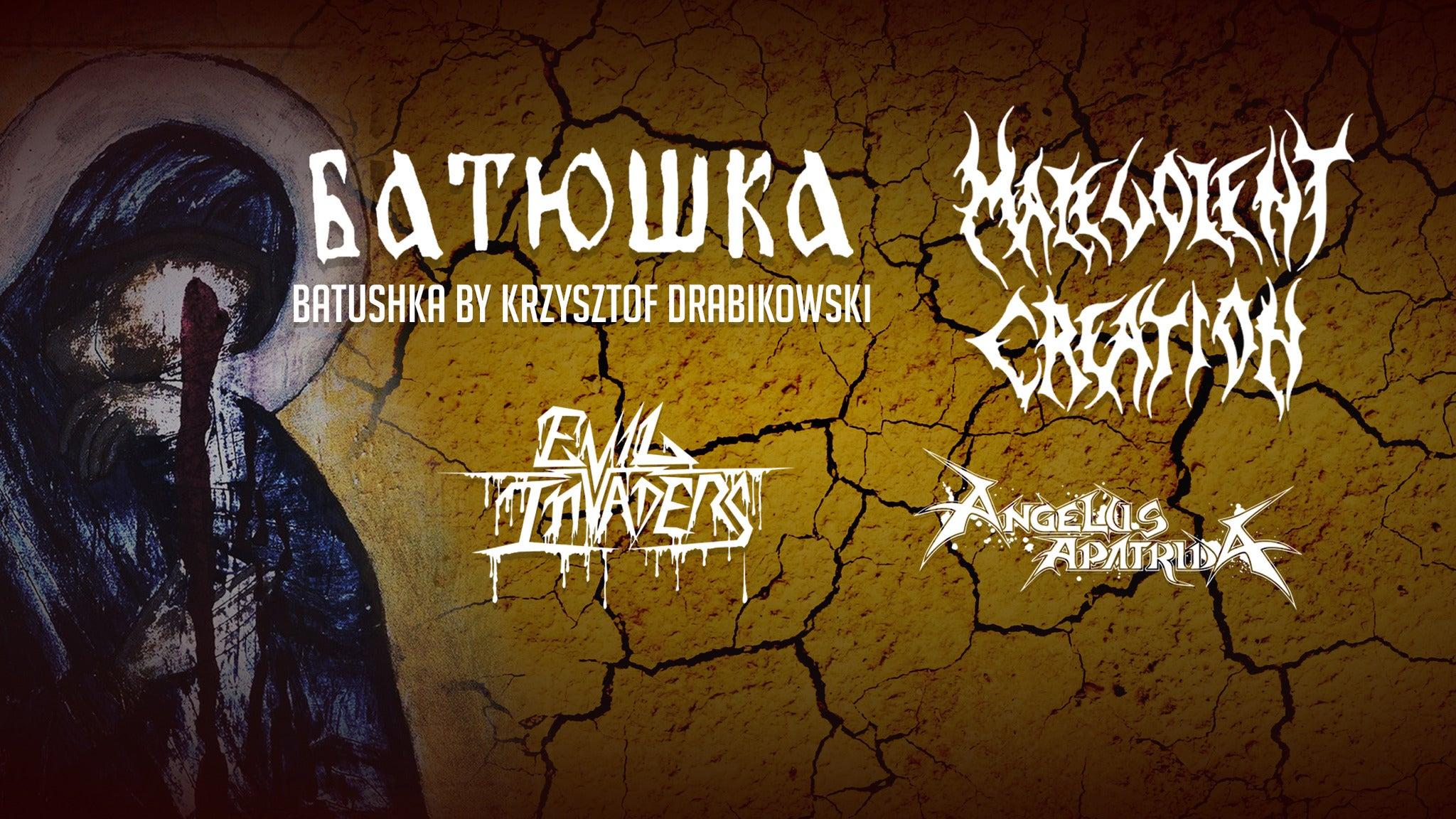 Batushka at Baltimore Soundstage