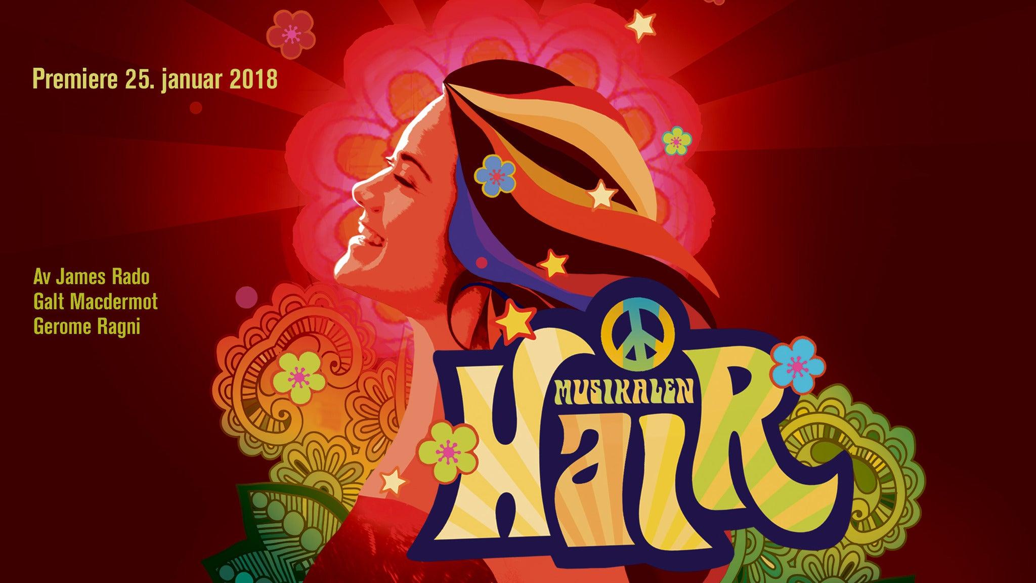 Musical: Hair at Del Mar Fairgrounds