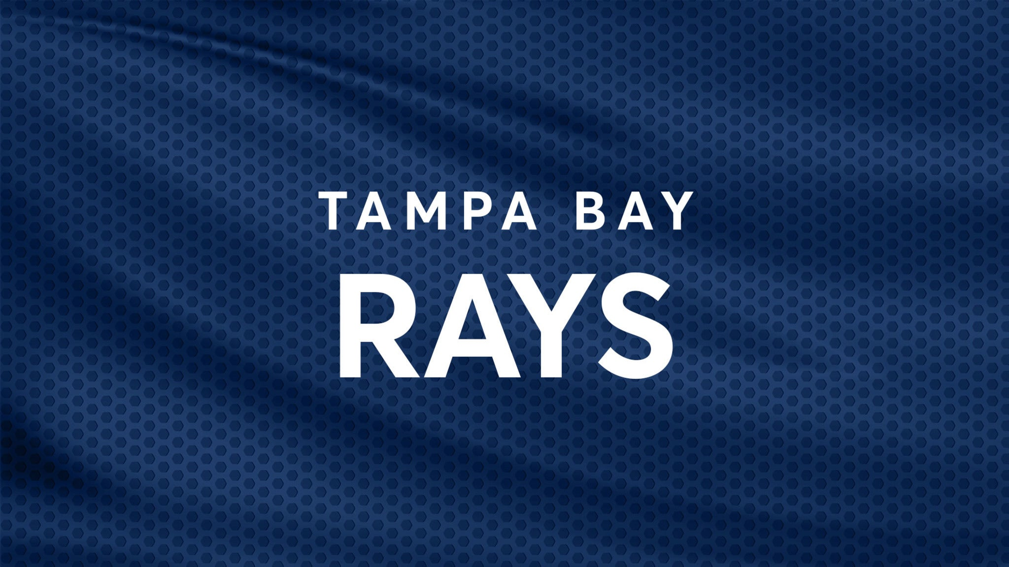 Tampa Bay Rays Tickets 2020 Mlb Tickets Schedule Ticketmaster