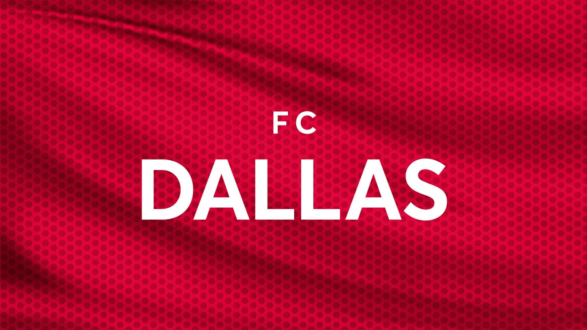 FC Dallas vs. Portland Timbers at Toyota Stadium