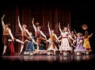 Dance Theatre of Tampa presents The Nutcracker 2019 - 20th Anniversary