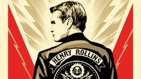 Henry Rollins at Galaxy Theatre - Santa Ana, CA 92704
