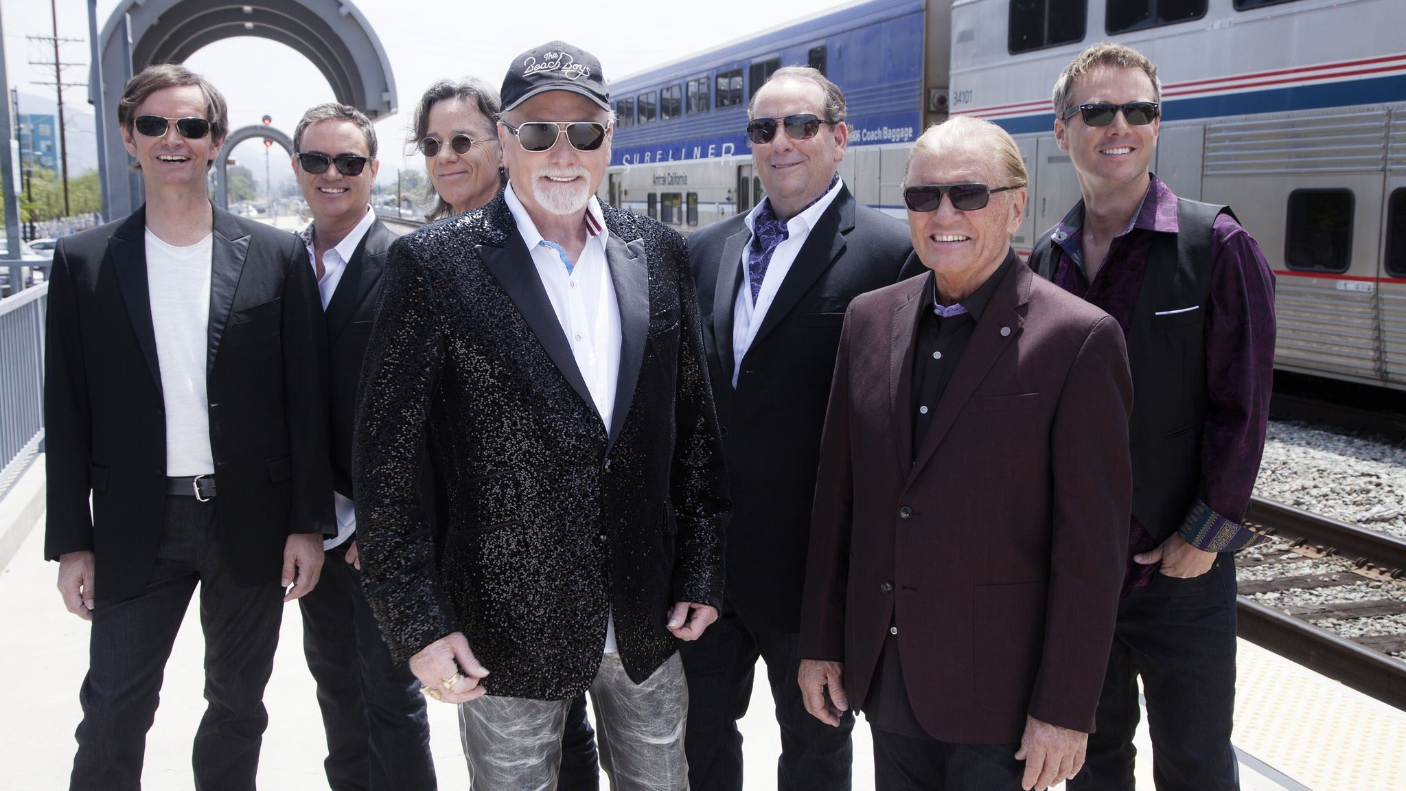 The Beach Boys at Los Angeles County Fair