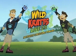 Wild Kratts Live 2.0: Activate Creature Power!