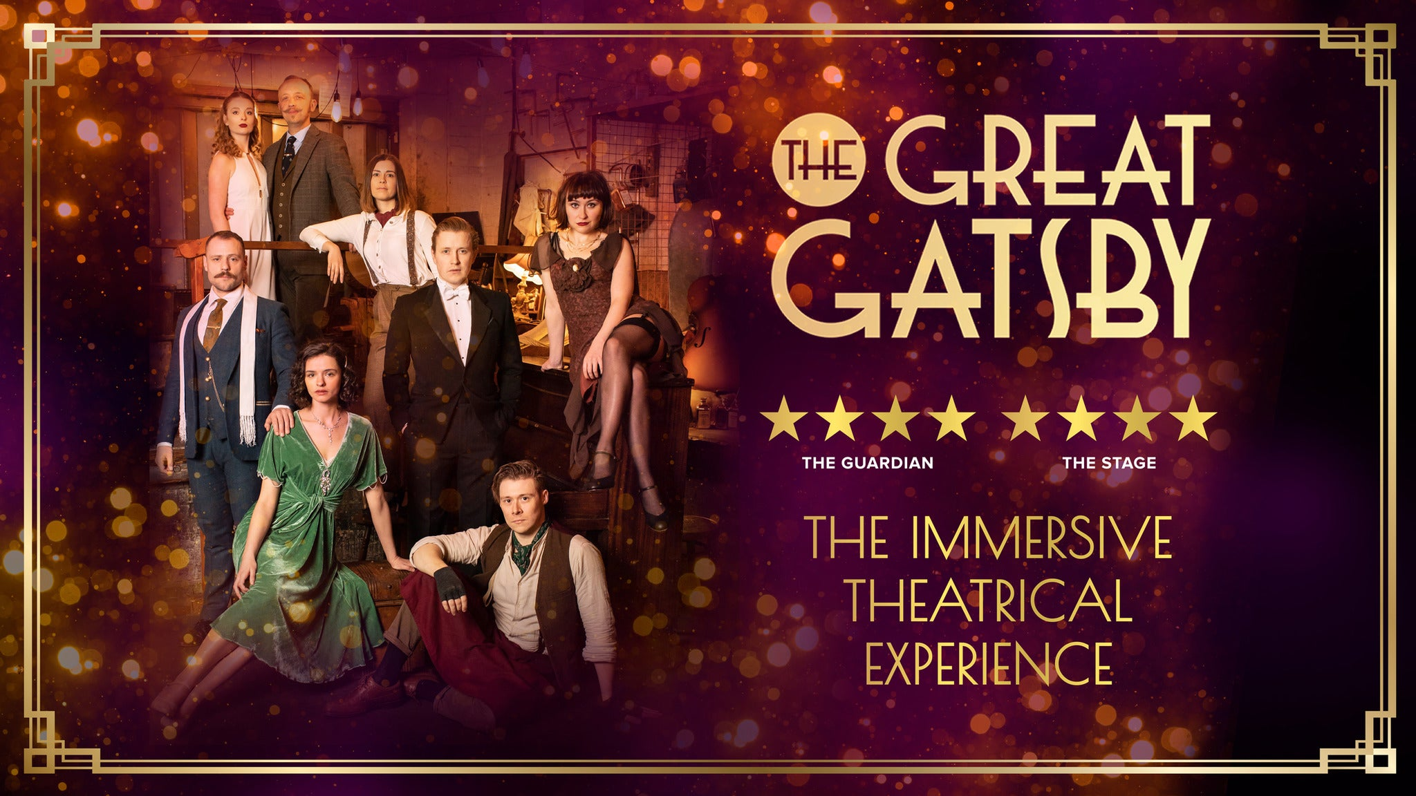 The Great Gatsby Event Title Pic