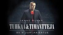 Janne Hurme - Tuhkaa ja timantteja